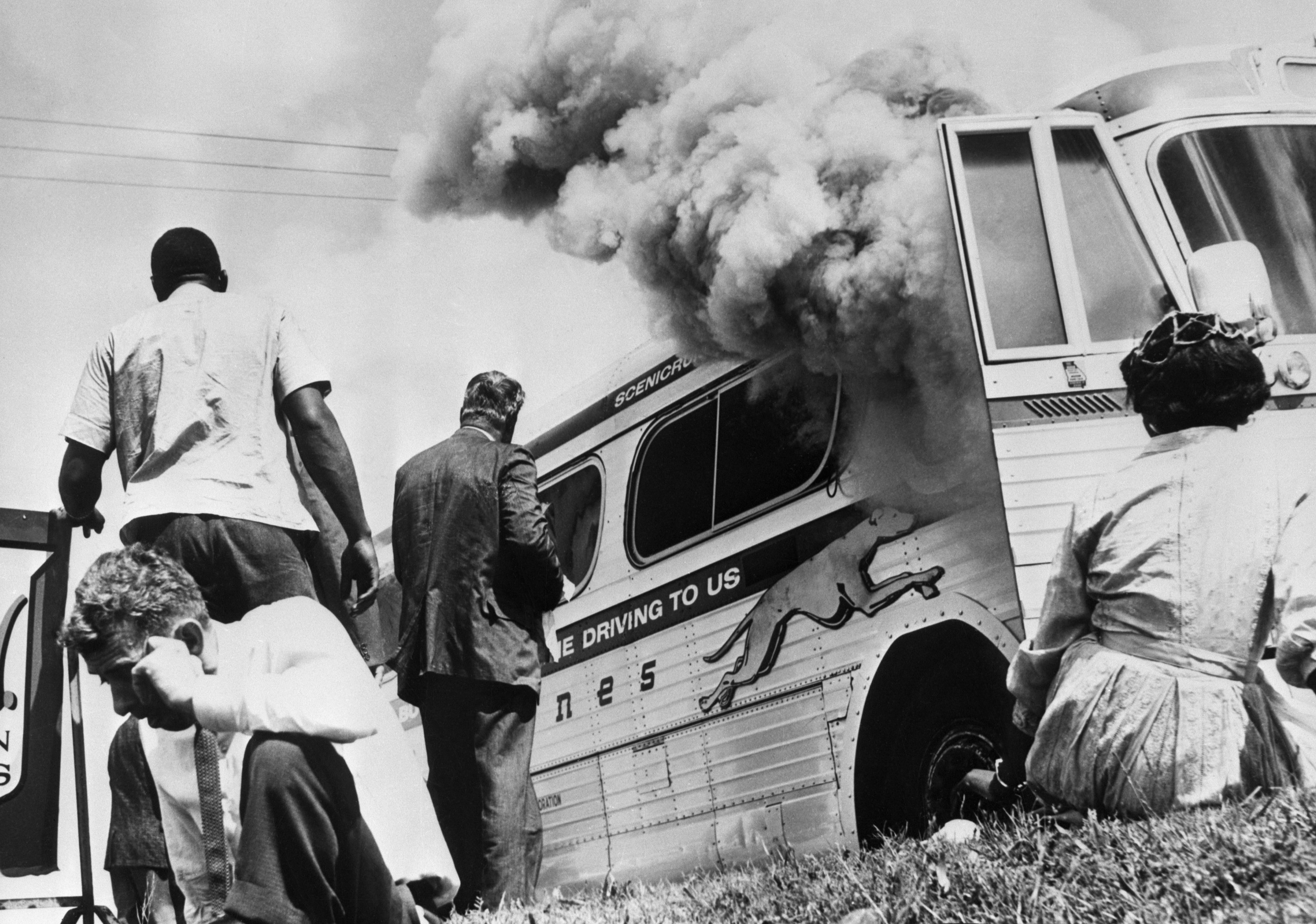 Special Screening And Discussion Of Freedom Riders March 2